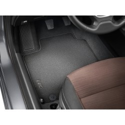 Floor mats, velours, i20 GB