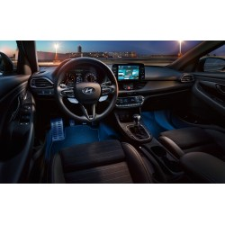 LED-footwell illumination,...