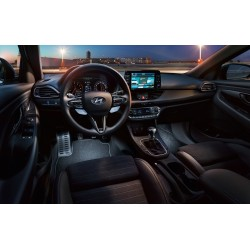 LED footwell illumination,...