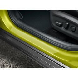 Door sill protection foils...