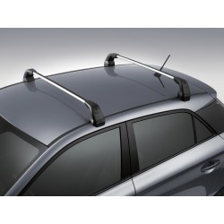 Roof rack aluminium, i20 GB...