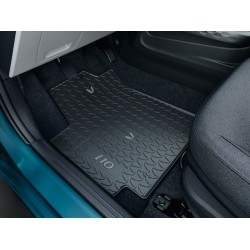 Floor mats all weather with...