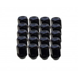 Wheel nuts black, i30N (20...