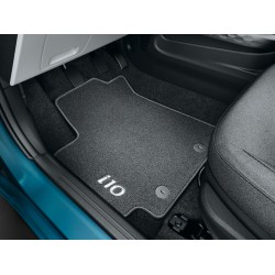 Floor mats - velour, i10 AC3