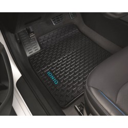 Floor mats, all-weather, IONIQ