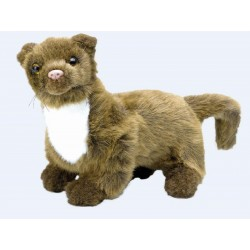 Soft toy Max the marten