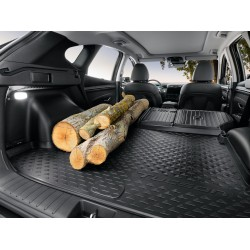 Trunk liner extension,...