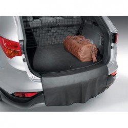 Trunk mat, Santa Fe 7-seater