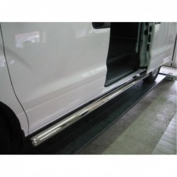 Side bars stainless steel,...