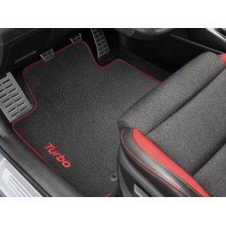 Floor mats, Velours, i30 GD...